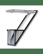 VELUX GDL PK19 2066P1 balkonvenster bovenraam