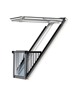 VELUX GDL SK19 2066P1 balkonvenster bovenraam