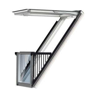 VELUX GDL SK19 2066P2 balkonvenster onderraam