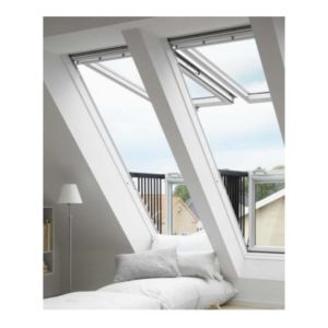 VELUX GDL PK19 SK0W11 Cabrio® balkonvenster DUO