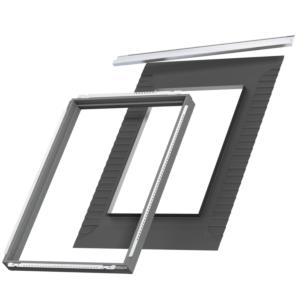 VELUX BDX PK10 2000F isolatieframe + manchet