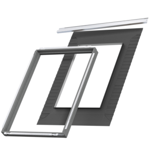 VELUX BDX UK04 2000 isolatieframe + manchet