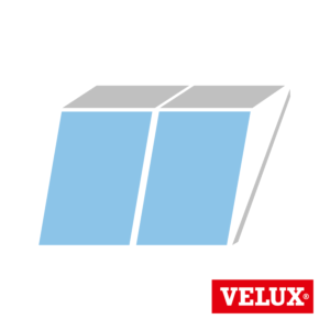 VELUX GGL FK06 SA0W21101 dakkapel basis duo