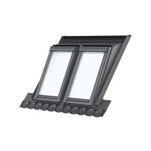 VELUX GGL FK06 SA0W21101 dakkapel basis duo