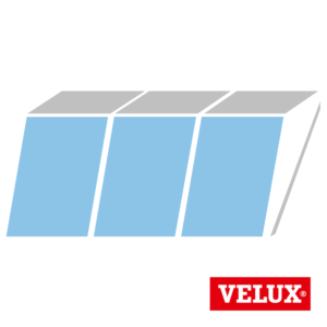 VELUX GPU MK10 SA0W31101 dakkapel basis triple