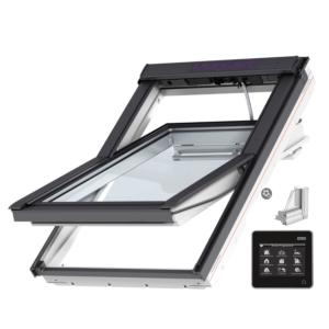 VELUX INTEGRA® Solar tuimelvenster GGU MK04 007030 vochtbestendig, veiligheidsbeglazing