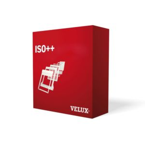 VELUX EDJ CK02 S0009 installatiepakket Iso++