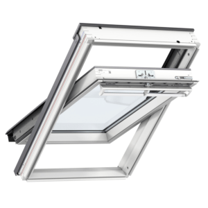 VELUX tuimelvenster GGL UK06 2050 wit