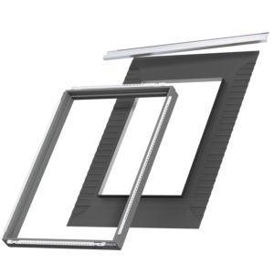 VELUX BDX CK06 2000F isolatieframe + manchet
