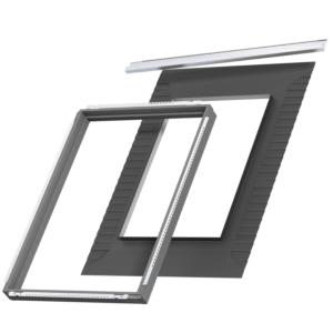 VELUX BDX CK02 2000F isolatieframe + manchet