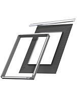 VELUX BDX MK10 2000 isolatieframe + manchet