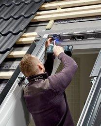 Velux smart ventilatie montage stap 1 van 5