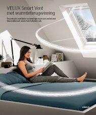 Velux smart ventilatie brochure